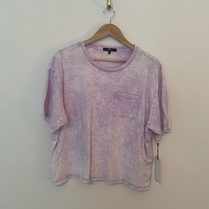 7 for all mankind tee L